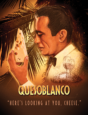 quesoblanco poster
