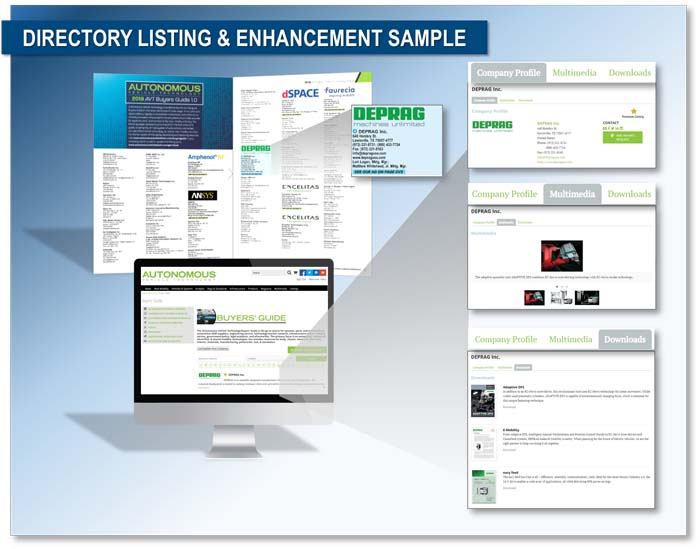 Listing and Enhancements