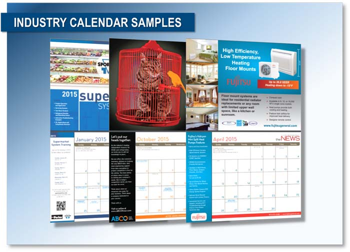Industry Calendar