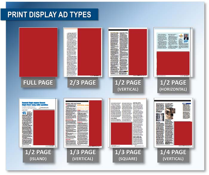 Print Display Advertising