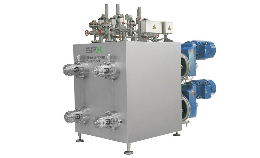 Nexus Scraped Surface Heat Exchangers