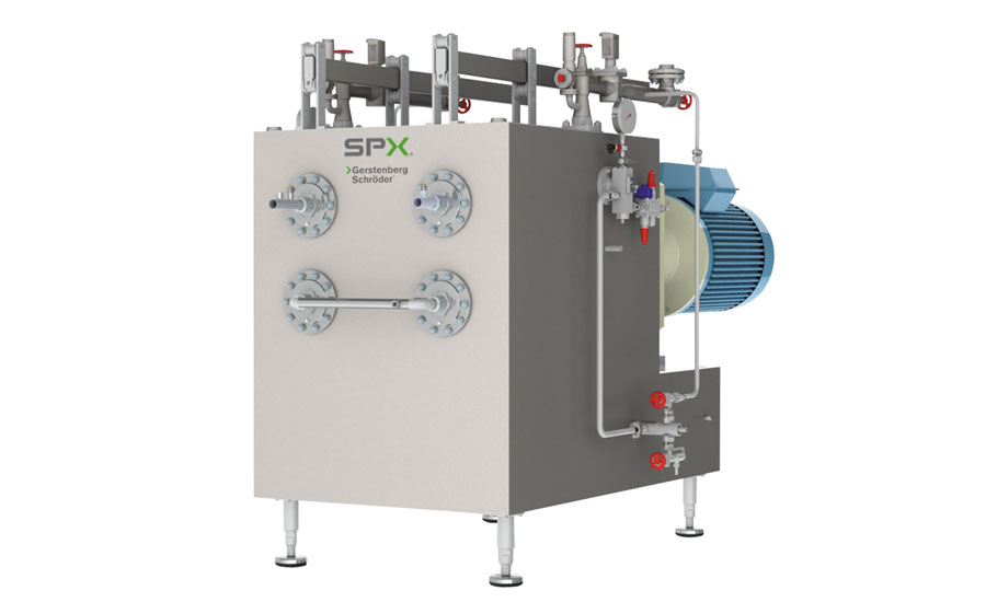 Perfector® 180 Scraped Surface Heat Exchanger