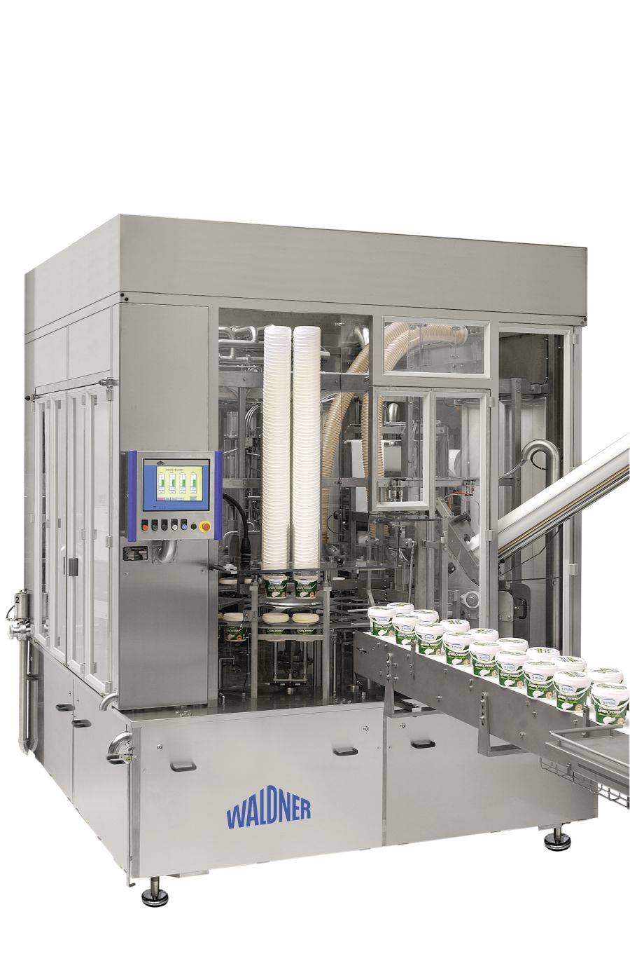 Specialty Cheese Manufacturer Grows Business with Waldner Filling Machine
