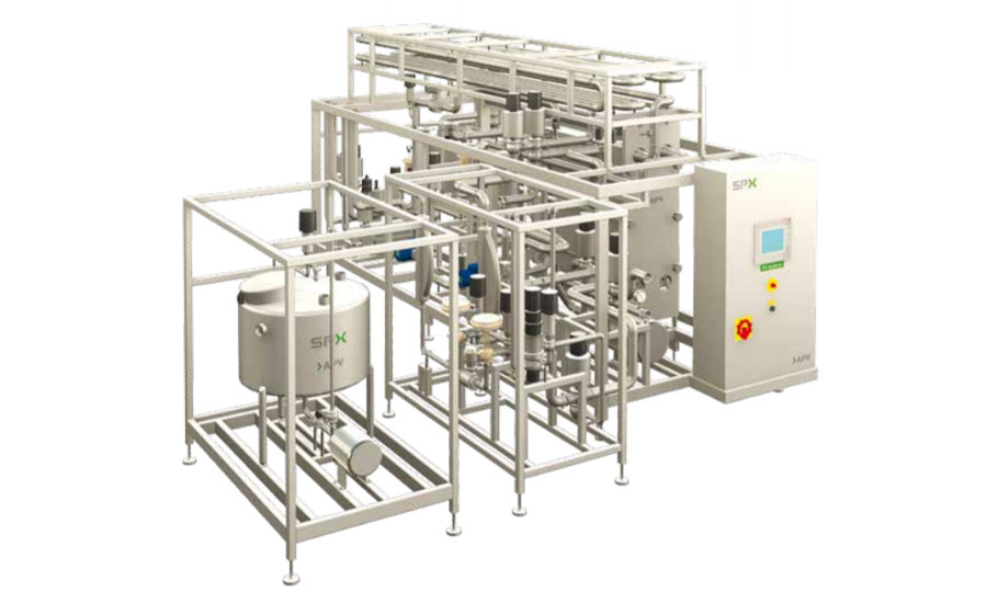 FX Milk Pasteurizer Unit