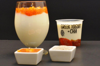 Greek Yogurt Chia