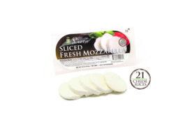 Lioni Latticini slice mozzarella