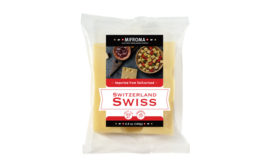 Mifroma swiss cheese packaging