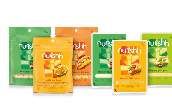 Nurishh plant based cheese Bel Brands