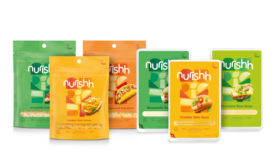 Nurishh plant based cheese Bel Brands