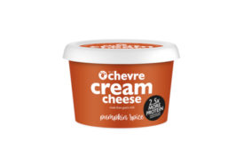 Pumpkin spice belle chevre