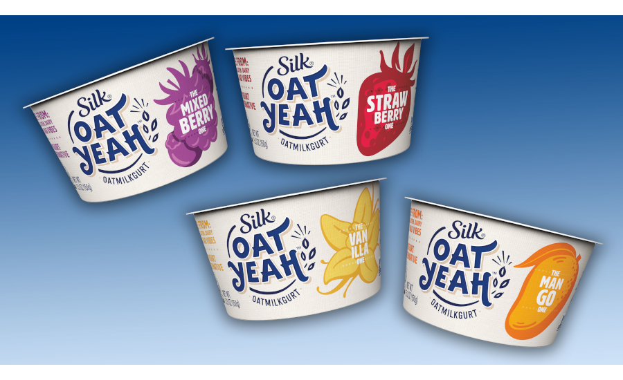 Silk Oat Yeah yogurt alternative