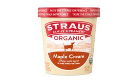 Straus Family Creamery Maple Cream